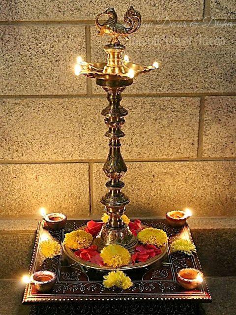 Diwali Decoration Ideas for home and offices diya lights decor