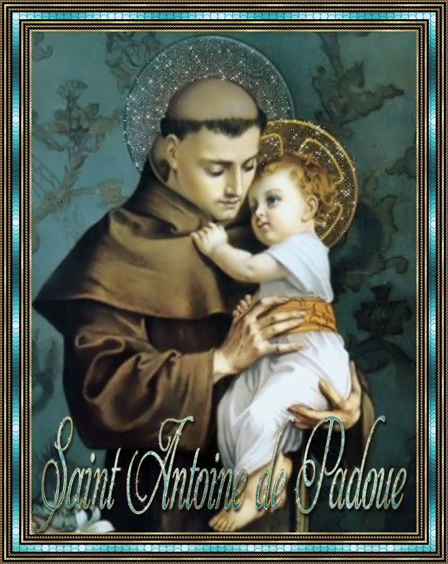 Dear st anthony prayer