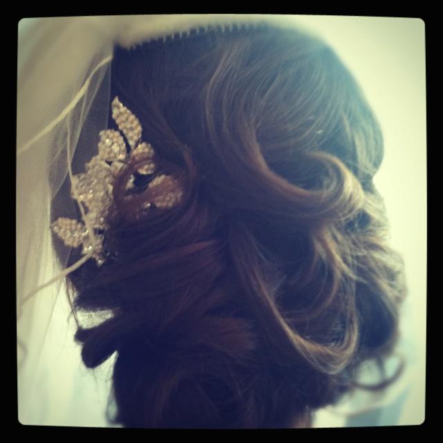 Bridal bliss #instaglam