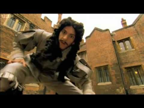 """Horrible Histories - Charles II: King of Bling  from the British show """"Horrible Histories"""""""