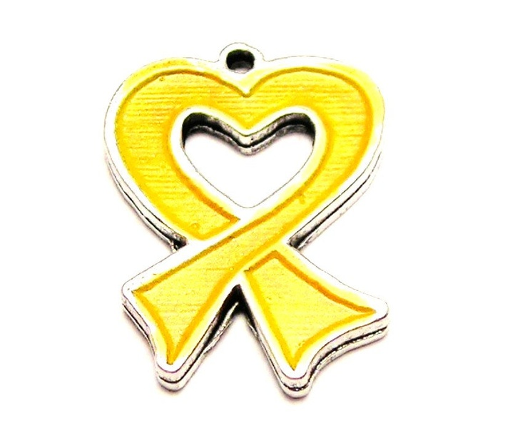 Yellow heart meaning