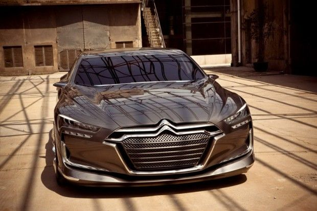 Metropolis #Car #Concept by #Citroen