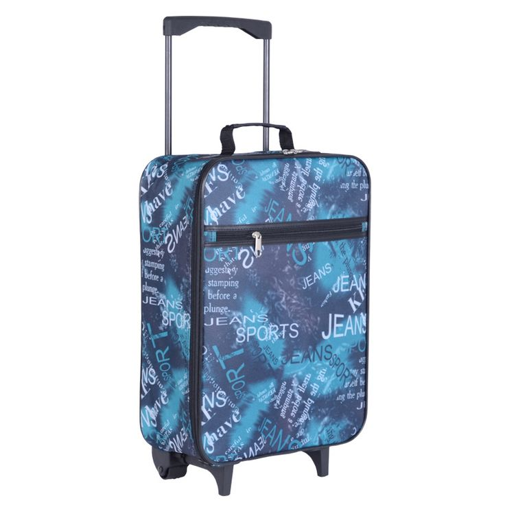 "==> [Free Shipping] Buy Best 18"" 21"" inches Fashion classic day and night Trolley suitcase luggage/Pull Rod trunk /traveller case box with Folding luggage Online with LOWEST Price 