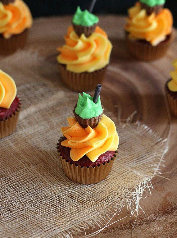 halloween cauldron cupcakes - Cute Halloween Cupcake Decorating Ideas