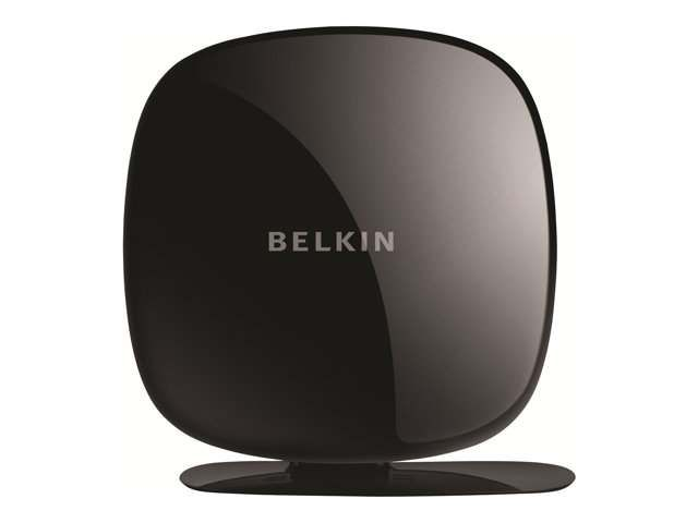 BELKIN - NETWORKING N600 WIRELESS MODEM/ROUTER -   MultiBeam technologyBelkin's exclusive MultiBeam antenna technology gives you maximum throughput while minimizing dead spots for optimized video streaming from multiple devices, virtually anywhere in your home.  Dual-band speedGet the fastest dual-band speeds for video streaming and online gaming - up to 300Mbps (2.4GHz) + 300Mbps (5GHz).  1 USB portConnect an external hard drive for easy sharing of photos and files, or connect a printer for…