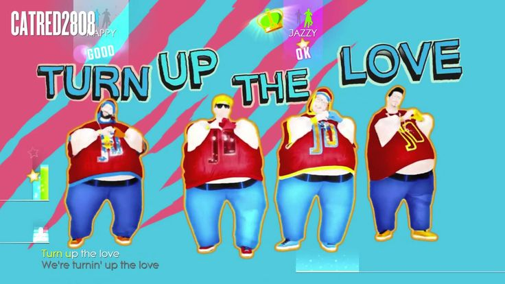 Just Dance 2014 | SUMO - Turn Up The Love - best dance song on the game!