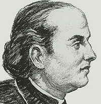 St. Caspar del Bufalo was the Founder of the Missioners of the Precious Blood.. Check out my Saint of the day!