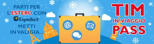 Codici sconto Expedia coupon per clienti TIM in Viaggio - BookingLetters
