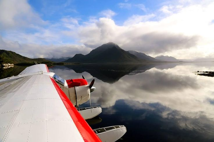 .@TasAirAdventure lands its seaplanes at some of #Tasmania's most beautiful wilderness spots.                        Ain't that the truth!