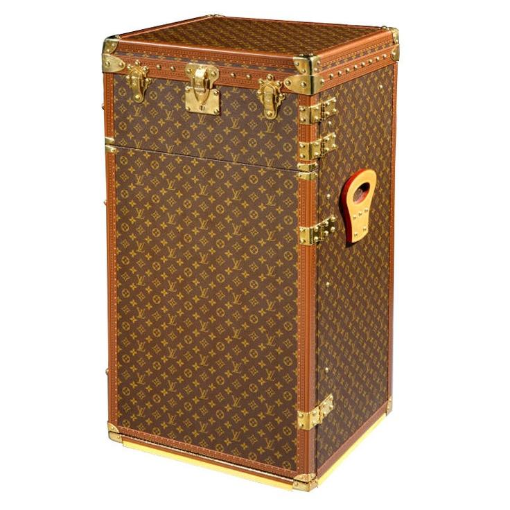 Louis Vuitton Humidor Louis Vuitton Trunk Vintage Louis