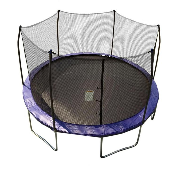 Exterior: Traditional 12' Trampoline Mat With 72 Rings from Why Choosing A 12 Trampoline Is Right