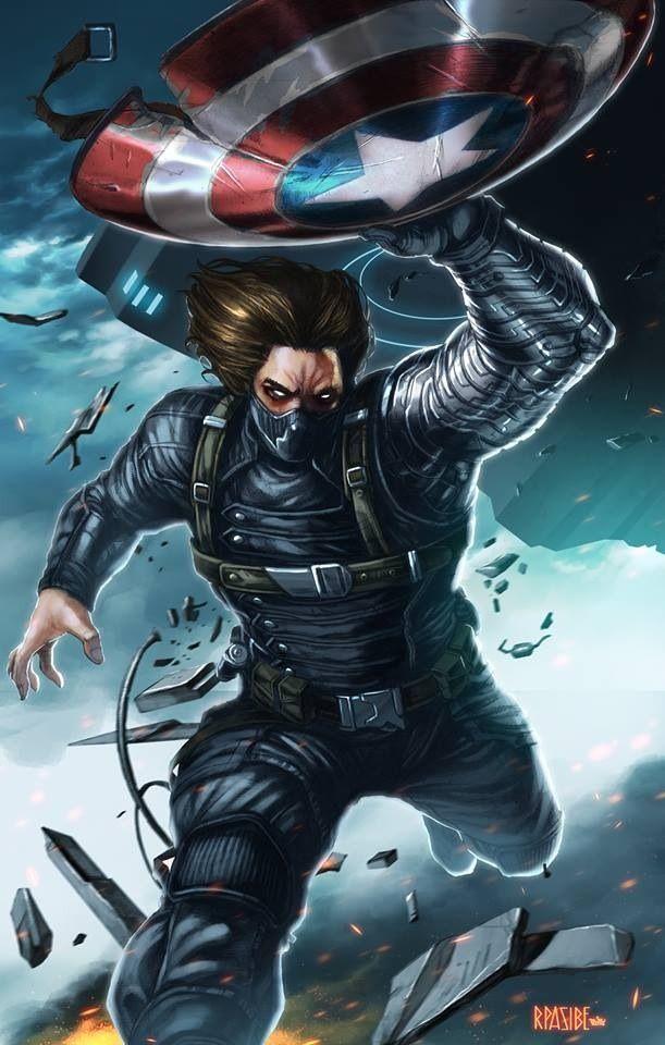 76 best Winter Soldier...