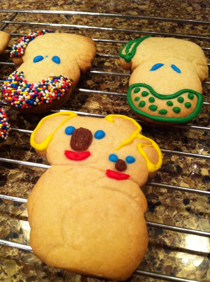 Aussie Christmas Biscuits