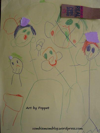 Poppet's Virtual Art Gallery