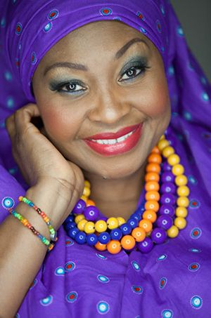 Yvonne Machaka (Yvonne Chaka Chaka), sangeres