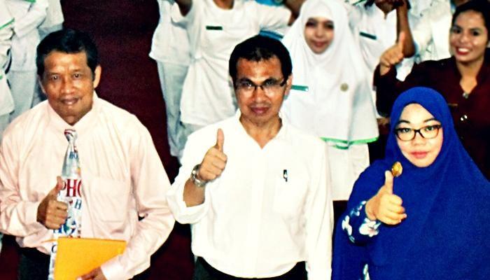 Ketua Yayasan UIT Haruna Jabat Wakil Ketua Aptisi