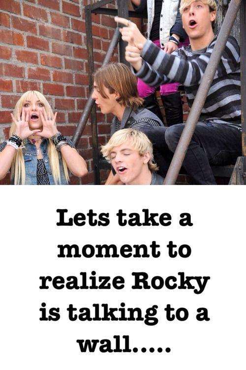 Haha Rocky