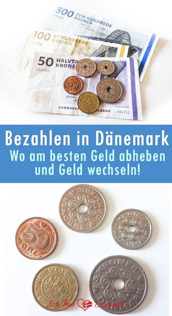 Bezahlen in Dänemark – Wo am besten Geld abhebe…
