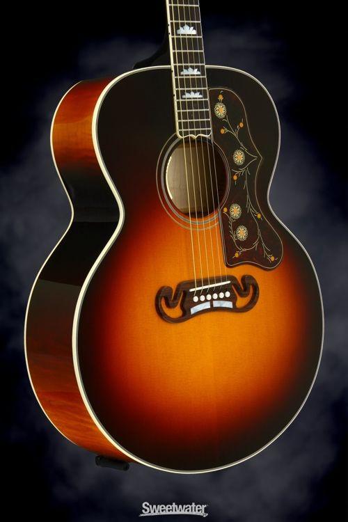 My new dream guitar! - Gibson Acoustic SJ-200 - Sunset Burst