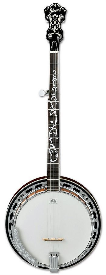 It's been three decades since Ibanez was in the banjo biz, but we're back with a bang or is it a twang? Old-timers may recall Ibanez was quite enamored with banjo-building, having even collaborated on
