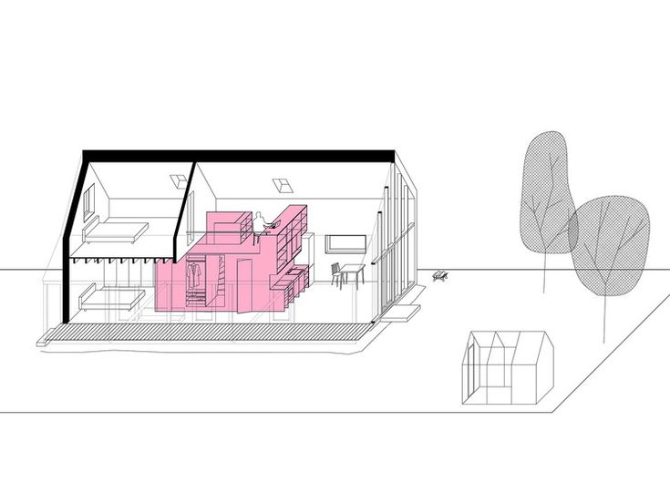 IST-Family House / JRKVC | Family houses, Architecture and Architectural presentation