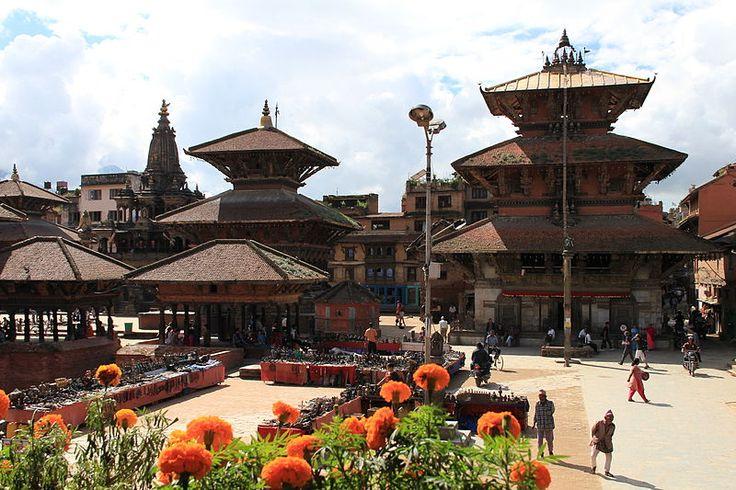 ダルバール広場(カトマンズの渓谷) Durbar Square 2010 ◆ネパール - Wikipedia http://ja.wikipedia.org/wiki/%E3%83%8D%E3%83%91%E3%83%BC%E3%83%AB #Nepal