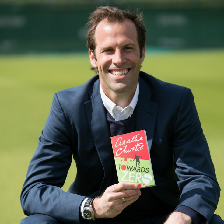 Greg Rusedski's vote for the Wolrd's Favourite Christie is Towards Zero. Find out why.