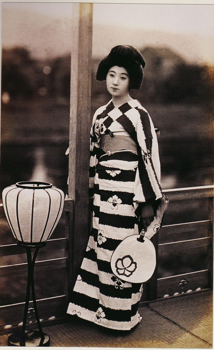 Photo taken about 1920's, Japan