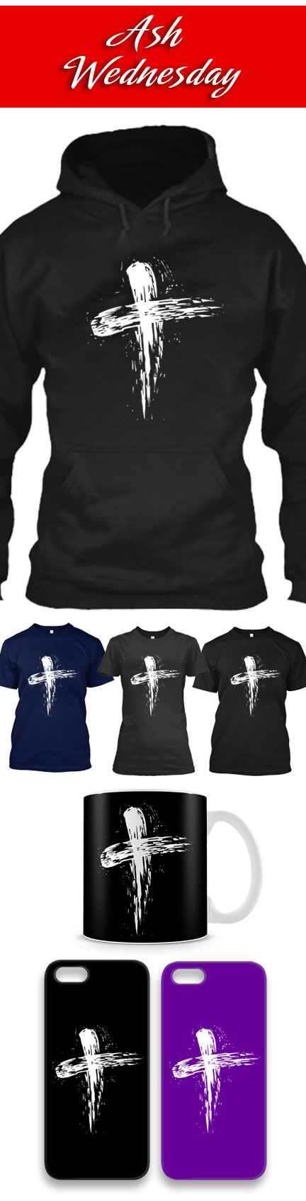 Ash Wednesday Shirts! Click The Image To Buy It Now or Tag Someone You Want To Buy This For. #ashwednesday