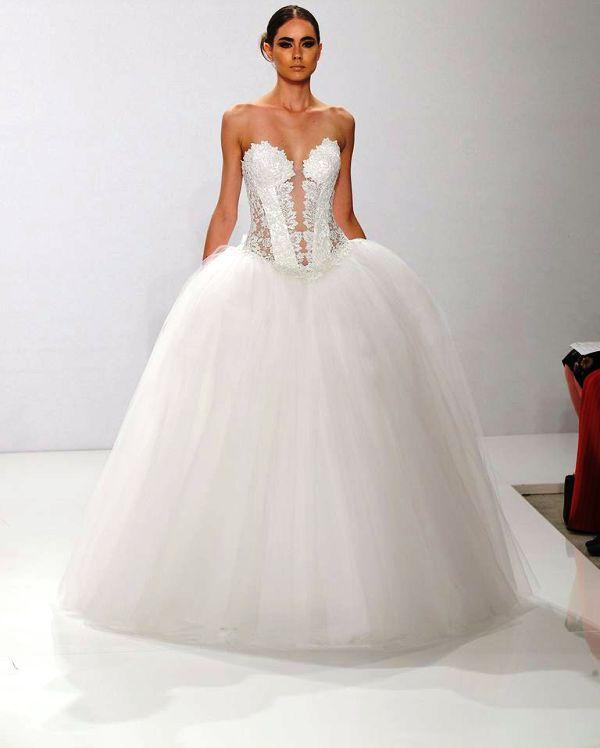 cool Panina Wedding Dresses