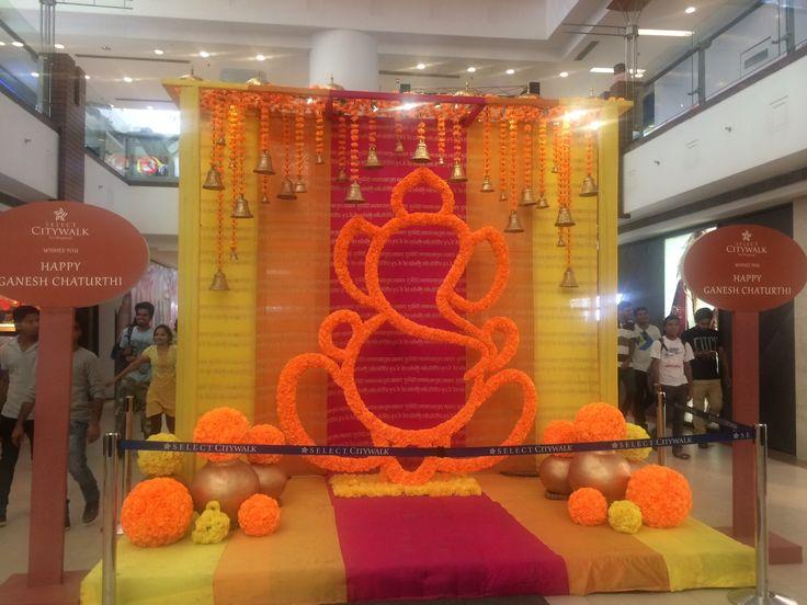 promotional display,ganesh chaturthi