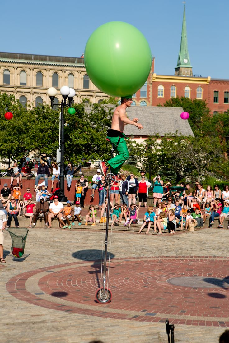 Just a short walk from the cruise terminal, Saint John's Market Square is a lively spot to see local entertainment and dine on the freshest seafood. | Cruise excursions in New Brunswick, Canada