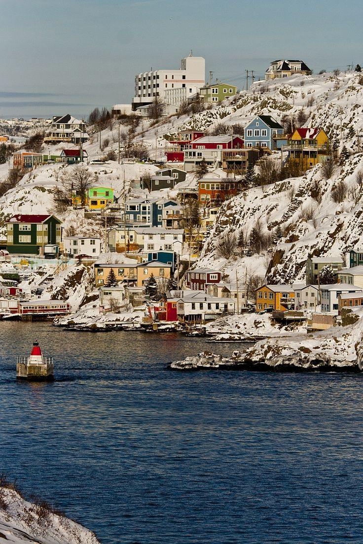 St. John's, Newfoundland | 34 Places That Are Even Better During The Winter