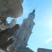 Salzburg Horse Fountain