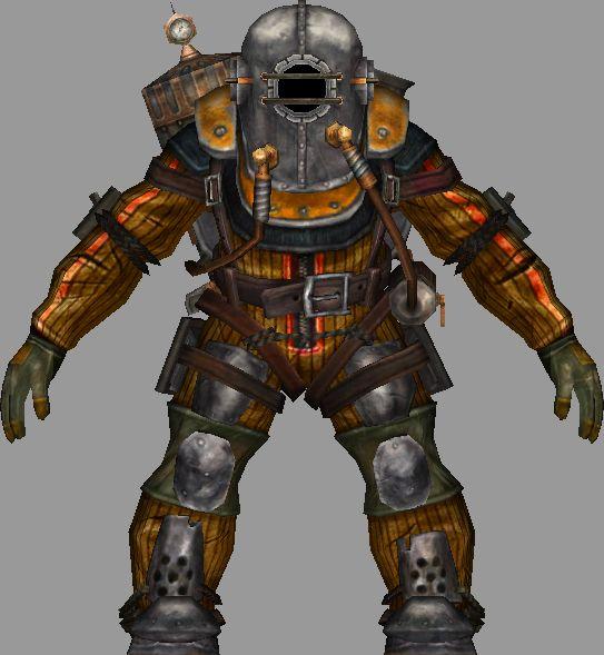 Big Daddy - The BioShock Wiki - BioShock, BioShock 2, BioShock Infinite, news, guides, and more