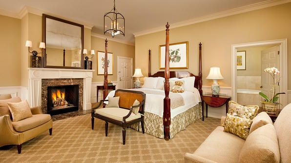 Located across from the historic City Market, Planters Inn is a mix of lowcountry and luxury. Built in 1844, this 64-room hotel is brimming with Southern elegance (a white-gloved doorman welcomes you at the door) and traditional furnishings like 4-poster,plantation-style beds. And don't miss the 12-layer coconut cake served at the hotel's Peninsula Grill restaurant.