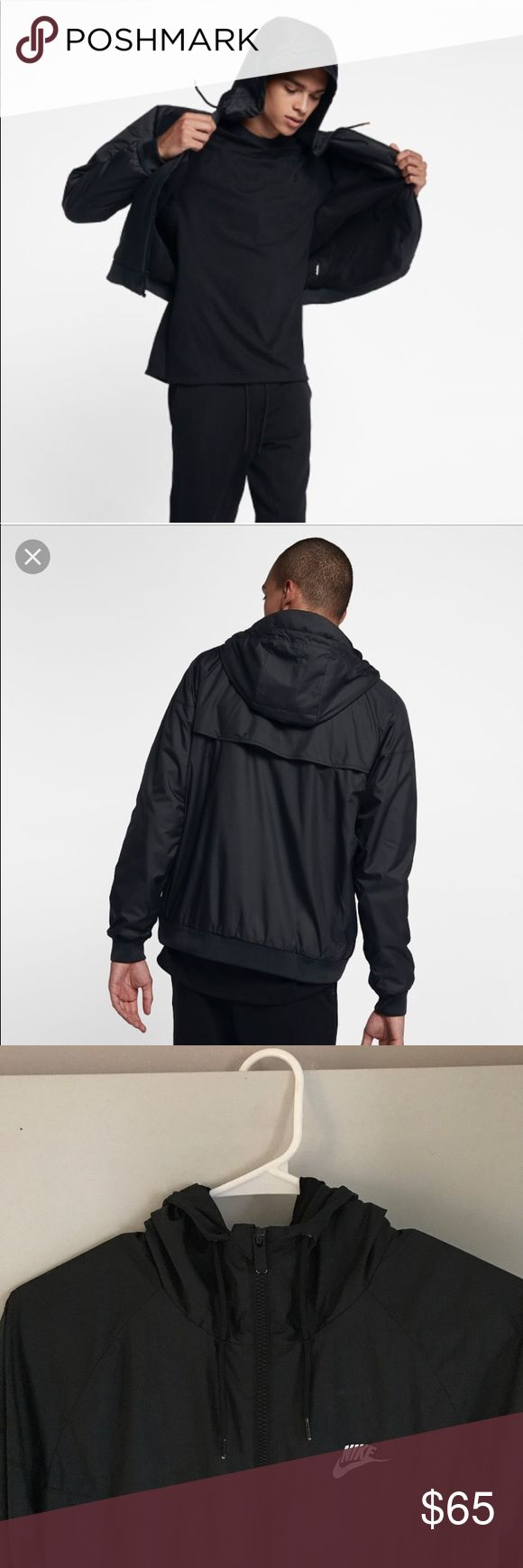 Men's Nike jacket Men Nikes Jacket. Nike Windrunner Jacket. Lightweight. No rips or stains. Just normal wear. Two front zipper pockets. Nike Jackets & Coats Performance Jackets