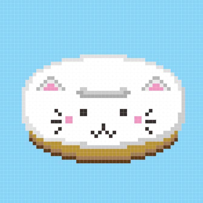 Free Pattern Friday: Cat Donut!