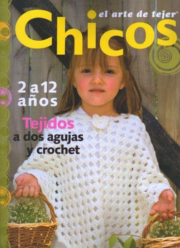 El Arte de Tejer 2008 Chicos - Melina Tejidos - Álbuns da web do Picasa