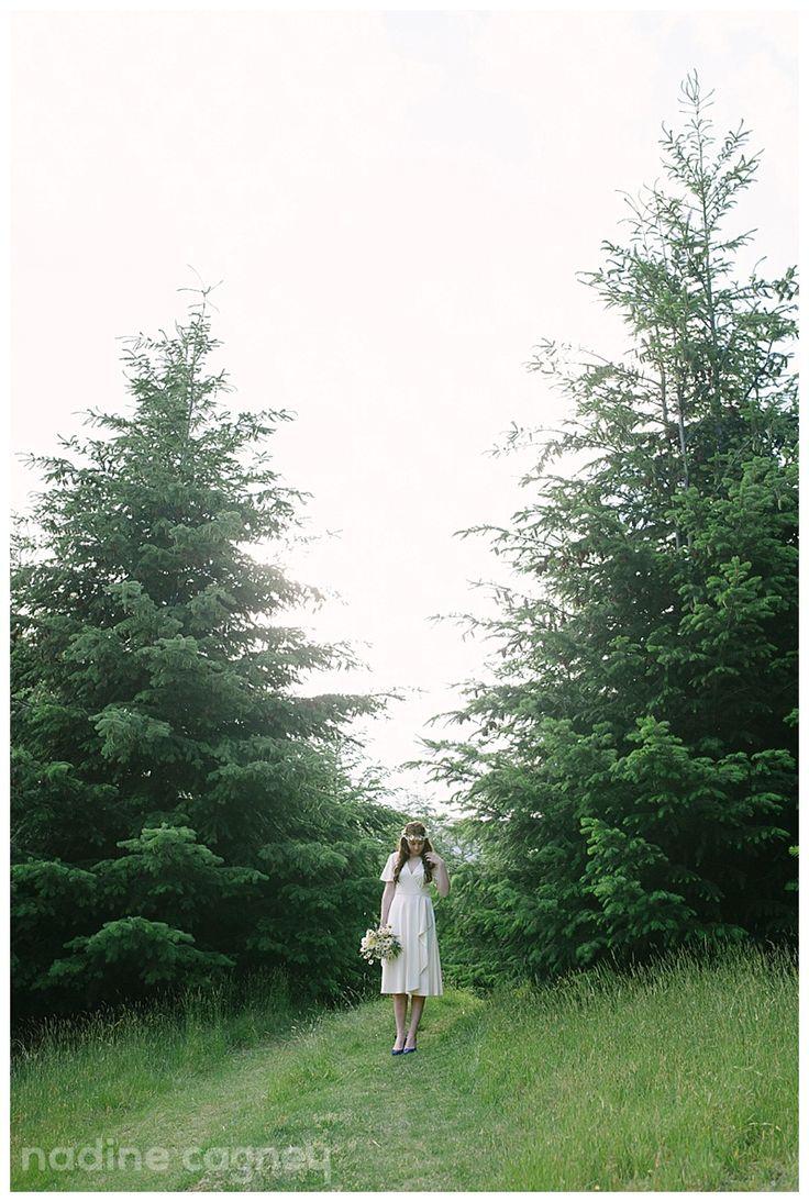 Indie Bride wedding-inspired photo shoot. Wanaka, New Zealand.