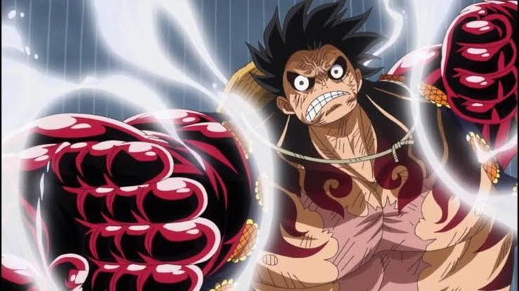 luffy's ultimate gear