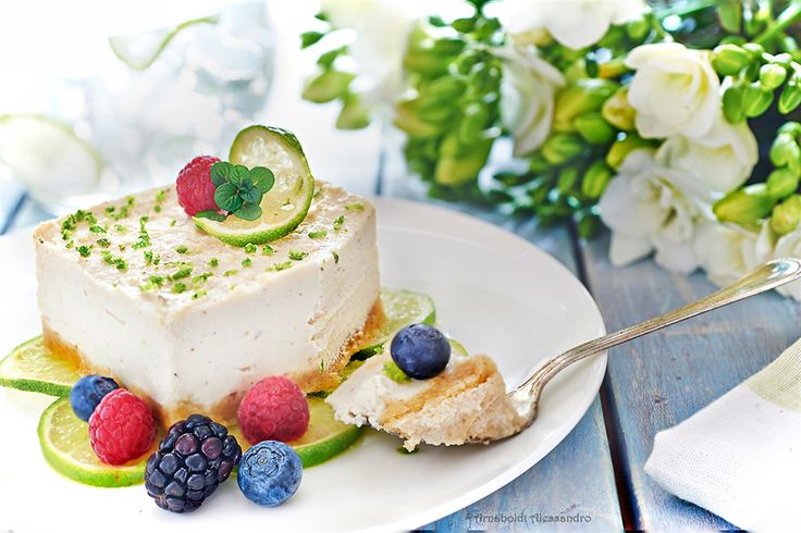 La ricetta della torta al Lime crudista - VanityFair.it