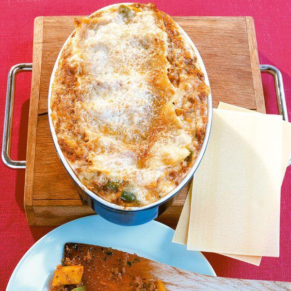 Lasagne Aus Der Mikrowelle Rezept Lebensmittel Essen Rezepte Lasagne