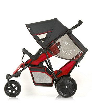 Hauck Freerider Tandem Pushchair - Red
