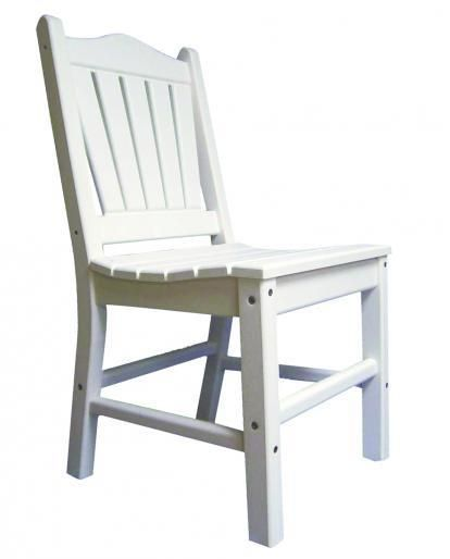 Perfect Choice Outdoor Furniture Traditional Dining Chair
