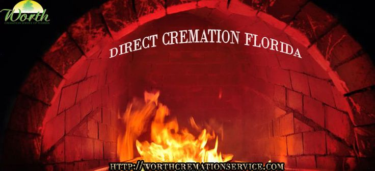 One of the best and affordable direct cremation Florida offer you memorable service in Florida, available only on http://worthcremationservice.com
