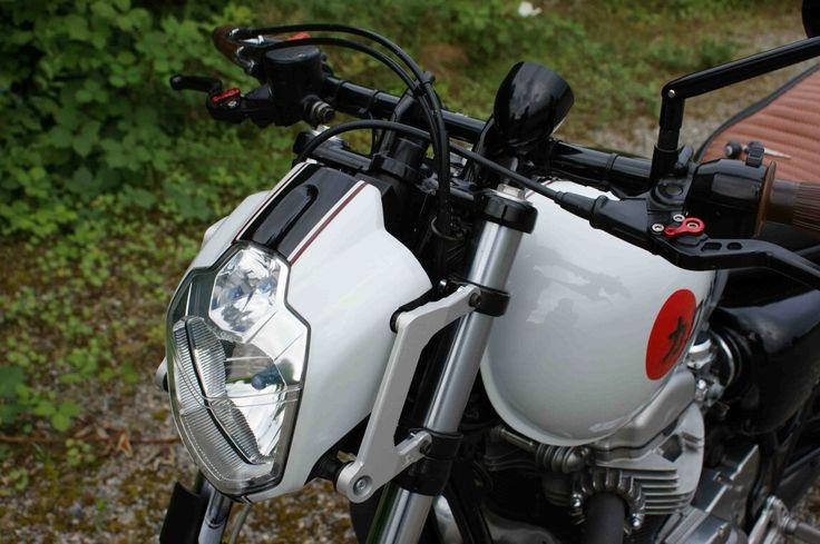 Kawasaki W650 Custom - 1999