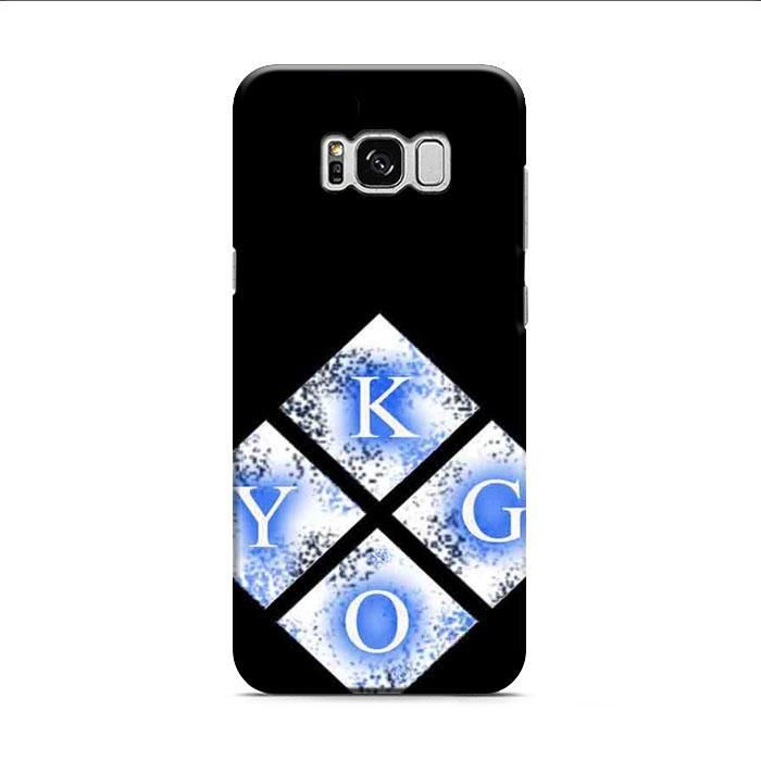 Kygo Logo Light Samsung Galaxy S8 Plus 3D Case