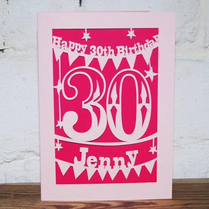 Best 25 Personalised birthday cards ideas – Personalised Birthday Card
