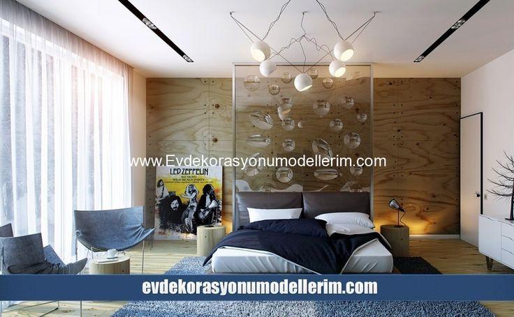 Pratik Yatak Odası Dekorasyon Fikirleri
